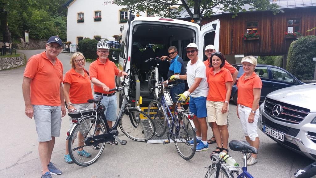 Fahrradtransport taxi-hans.de
