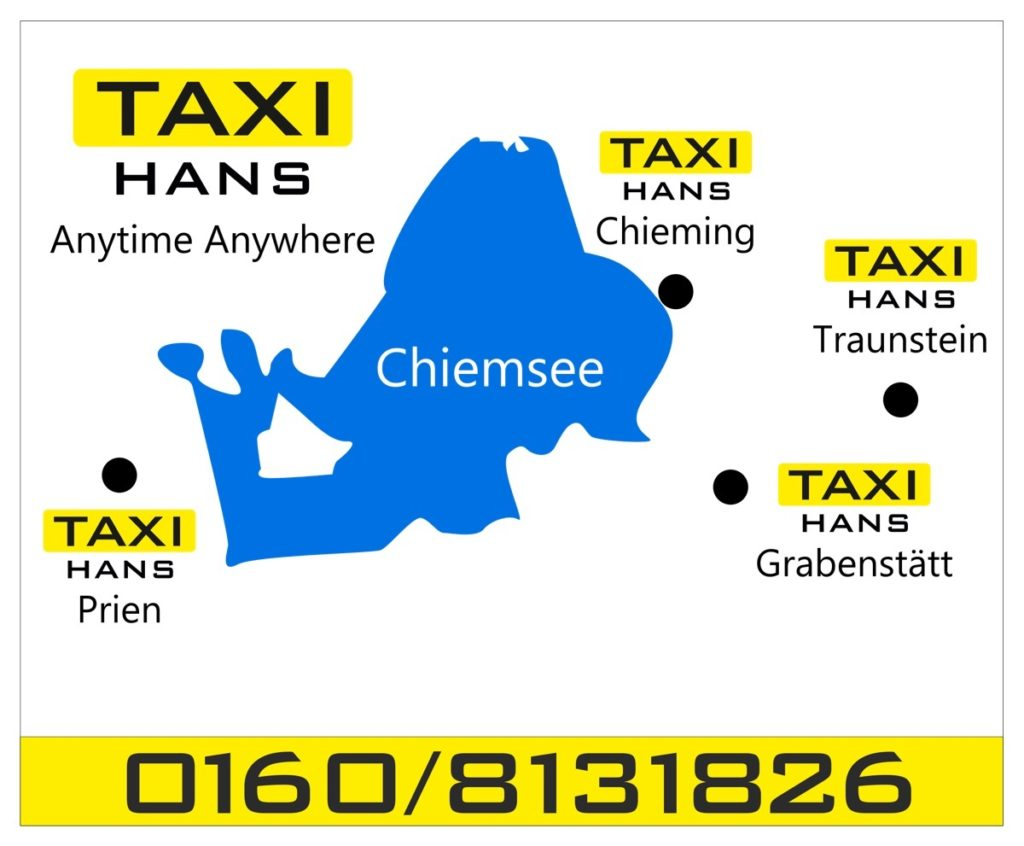 taxi-hans.de Anytime Anywhere